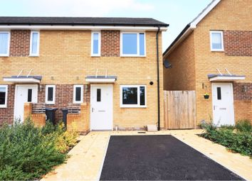 Thumbnail 2 bed end terrace house for sale in Ramsey Avenue, Gosport