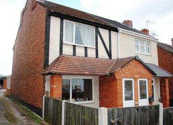 Thumbnail 2 bed property to rent in Mount Street, Hednesford, Cannock
