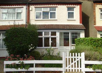 Thumbnail 3 bedroom end terrace house for sale in Hampden Avenue, Beckenham, Kent