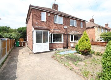 Thumbnail 3 bed semi-detached house for sale in Welwyn Road, Wollaton, Nottingham