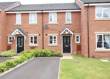 Thumbnail 2 bed terraced house to rent in Cover Drive, St. Georges, Telford