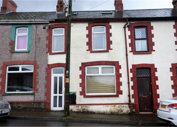 Thumbnail 2 bed terraced house for sale in William Street, Pontyclun