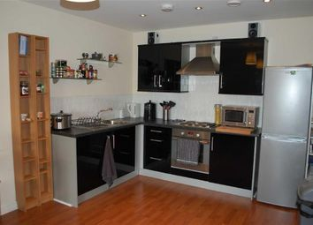 Thumbnail 1 bed flat to rent in Murray Grove, Islington