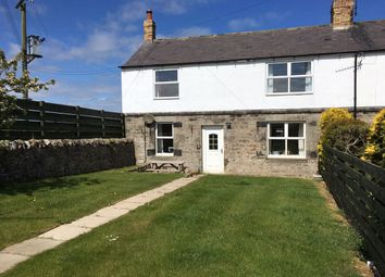 Thumbnail 3 bed end terrace house to rent in Bamburgh
