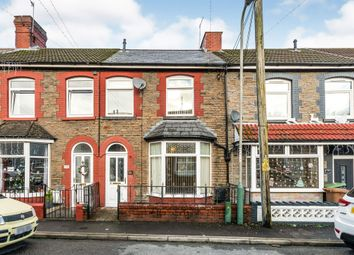 Thumbnail 3 bed terraced house for sale in Coedcae Road, Abertridwr, Caerphilly