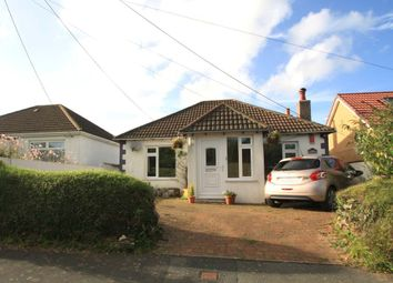 Thumbnail 2 bedroom detached bungalow for sale in Staddiscombe Road, Staddiscombe, Plymouth