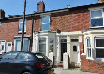 Thumbnail 2 bed terraced house for sale in Jessie Road, Southsea