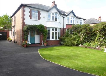 Thumbnail 3 bed semi-detached house for sale in Altrincham Road, Gatley, Cheshire