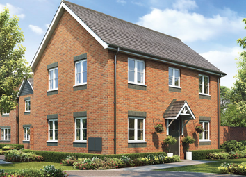 Thumbnail 3 bedroom semi-detached house for sale in Shawbury, Shrewsbury, Shropshire