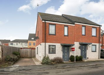 Thumbnail 2 bedroom semi-detached house for sale in Pleasant Street, Lyng, West Bromwich