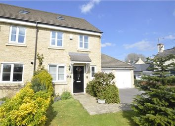 Thumbnail 4 bedroom semi-detached house for sale in Regency Close, Stonehouse, Gloucestershire