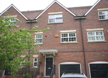Thumbnail 3 bed town house to rent in Bernardines Way, Buckingham