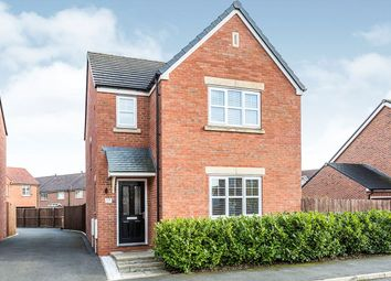 Thumbnail 3 bed detached house for sale in Dorset Drive, Buckshaw Village, Chorley