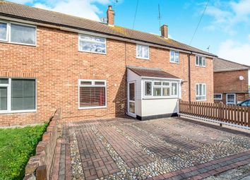 Thumbnail 2 bed terraced house for sale in Binnacle Road, Rochester