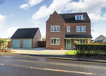 Thumbnail 4 bed detached house for sale in Nether Green, Eastwood, Nottingham