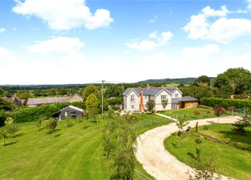 Thumbnail 4 bed detached house for sale in Sherborne Causeway, Shaftesbury