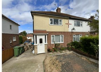 Thumbnail 3 bed semi-detached house for sale in Glenfield Crescent, Leicester