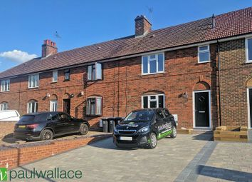 Thumbnail 3 bedroom terraced house for sale in Station Road, Watton At Stone, Hertford
