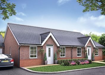 "Thumbnail 2 bed bungalow for sale in ""Hazel"" at Nottingham Business Park, Nottingham"