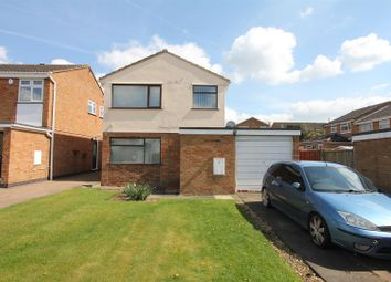 Thumbnail 3 bedroom property for sale in Ayrshire Close, Barwell, Leicester