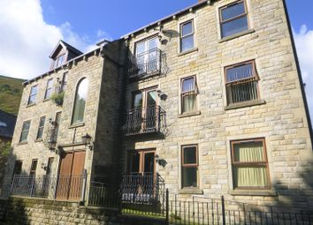 Thumbnail 2 bed flat for sale in Gem Apartments, Palma Street, Todmorden.