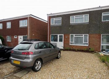 Thumbnail 3 bed property for sale in Meath Close, Hayling Island