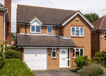 Thumbnail 4 bedroom detached house for sale in Snowdonia Way, Huntingdon