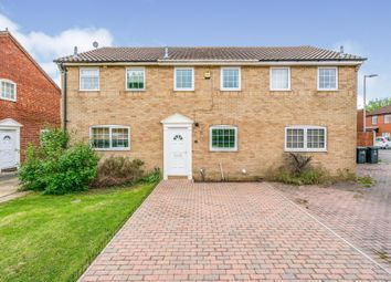 Thumbnail 2 bed terraced house for sale in Peregrine Road, Luton