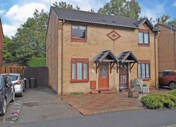 Thumbnail 2 bed semi-detached house for sale in Semi-Detached House, Forge Mews, Newport