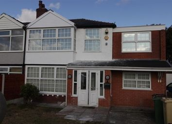 Thumbnail 4 bedroom property to rent in Salford Road, Bolton