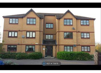Thumbnail 1 bed flat to rent in Wimborne Crescent, Milton Keynes