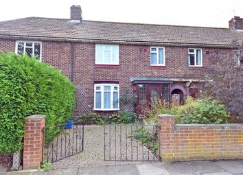 Thumbnail 3 bed terraced house for sale in Riverside Drive, Ham, Richmond