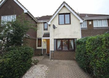 Thumbnail 3 bed terraced house for sale in Victoria Drive, Lyneham, Wiltshire