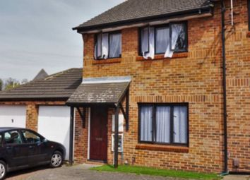 Thumbnail 3 bed end terrace house for sale in Vellum Drive, Carshalton