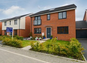 Thumbnail 4 bed detached house for sale in Brewill Grove, Nottingham