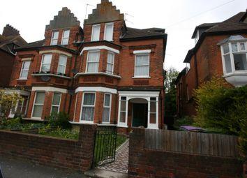 Thumbnail 2 bedroom flat to rent in Kingsnorth Gardens, Folkestone, Kent