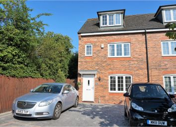 Thumbnail 4 bed semi-detached house for sale in Wilkinson Way, Winsford