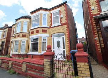 Thumbnail 3 bed semi-detached house for sale in Woodville Grove, South Reddish, Stockport