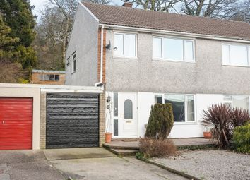 Thumbnail 3 bed semi-detached house for sale in Tyn Y Wern, Tonyrefail, Porth