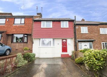 Thumbnail 3 bedroom terraced house for sale in Jasper Avenue, Rochester, Kent