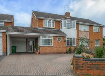 3 bed semi-detached house for sale in Hoopers Lane, Astwood Bank, Redditch B96