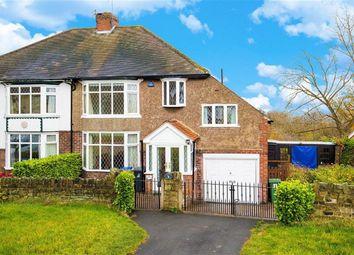 Thumbnail 4 bed semi-detached house for sale in 9A, Watt Lane, Crosspool