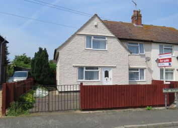 Thumbnail 3 bed semi-detached house for sale in The Avenue, Ramsey, Huntingdon