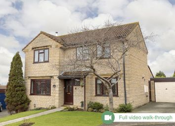Thumbnail 4 bedroom detached house for sale in Walscombe Close, Stoke-Sub-Hamdon