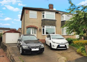 Thumbnail 3 bed semi-detached house for sale in Heaton Drive, Baildon, Shipley