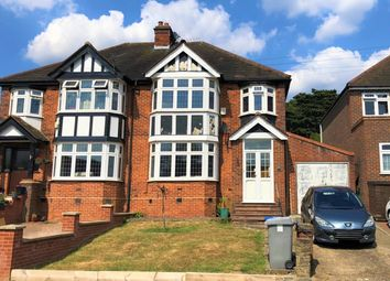 Thumbnail 3 bed semi-detached house for sale in Priory Crescent, Wembley