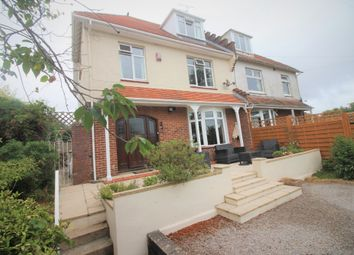 Thumbnail 5 bed semi-detached house for sale in Cockington Lane, Preston, Paignton