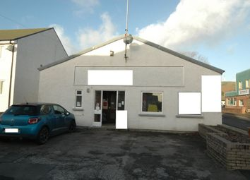 Thumbnail Commercial property for sale in North Lonsdale Road, Ulverston, Cumbria