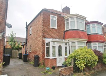 Thumbnail 3 bedroom semi-detached house for sale in 8 Edmundsbury Road, Linthorpe, Middlesbrough, Cleveland