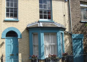 Thumbnail 2 bedroom terraced house to rent in George Street, Cambridge